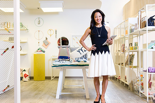 Jennifer Lee Koss of BRIKA