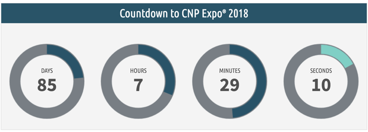 Get excited for CNP Expo!