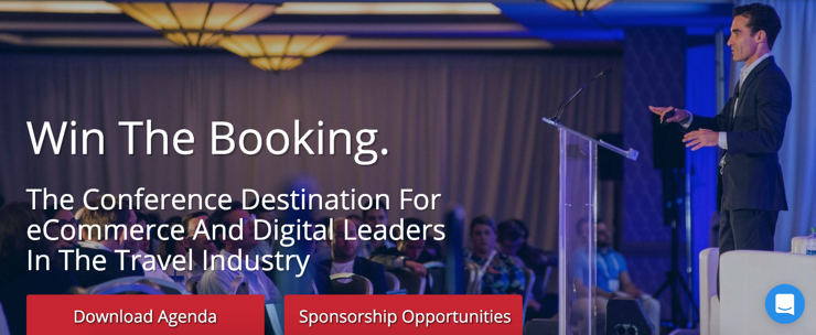 Marketing specialists in the travel and hospitality industry will find a specialized suite of opportunities at the Digital Travel conference.