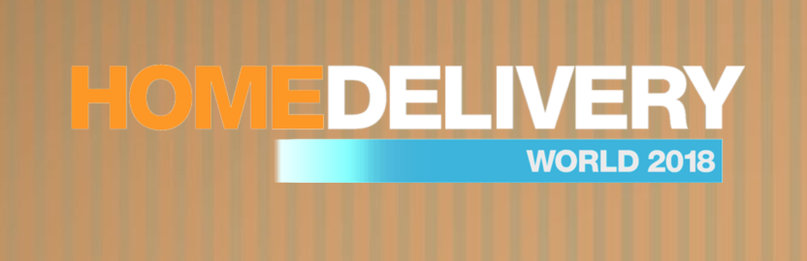 Home Delivery World will focus on delivery and retail logistics.