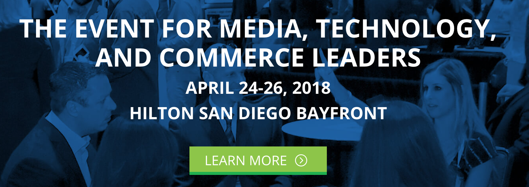 MTC Expo for media, technology, and commerce leaders