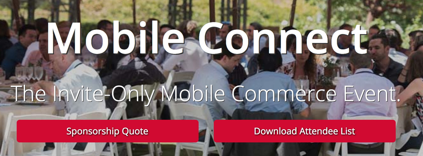 Mobile Connect 2018