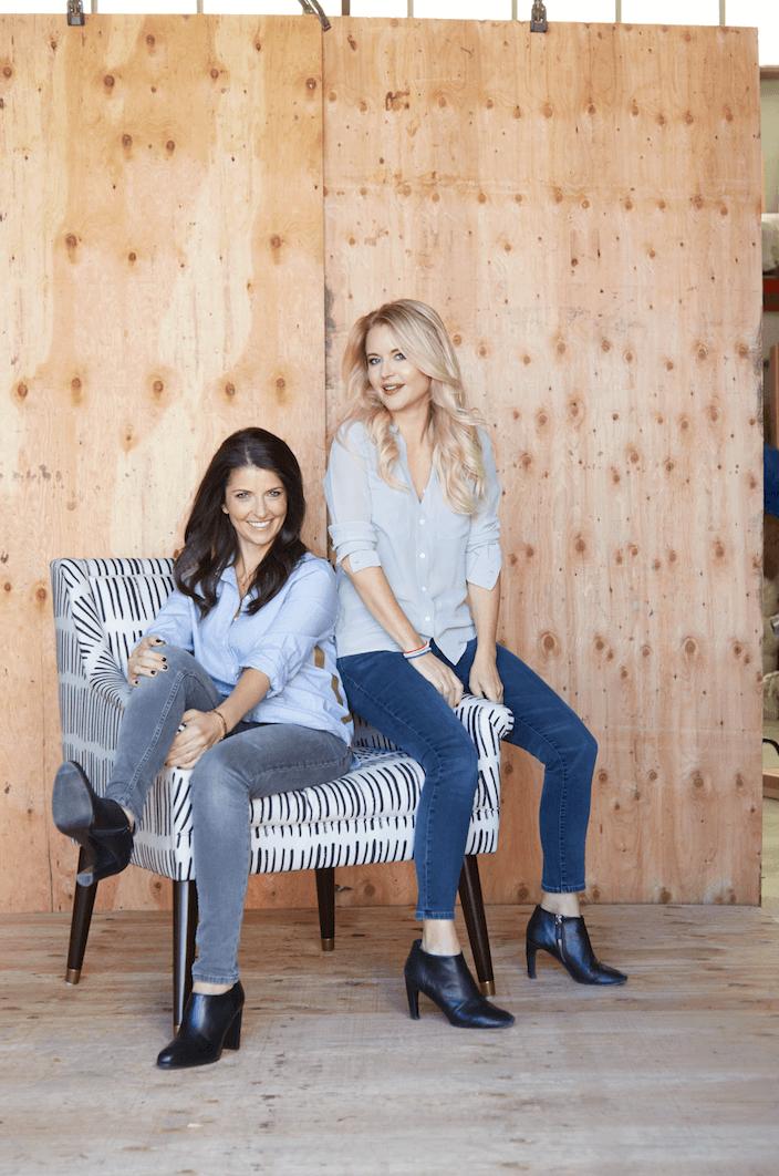 Meganne Wecker and Christiane Lemieux