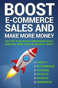 boost ecommerce sales and make more money