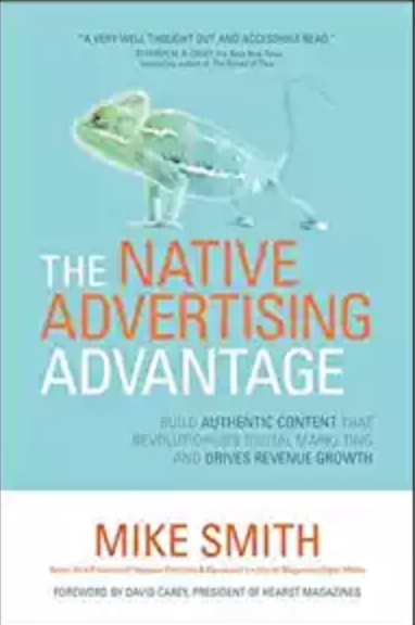 the native advertising advantage