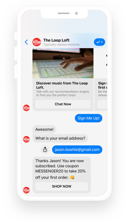 messenger-ask-for-email