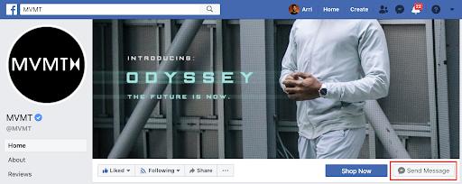mvmt facebook messenger marketing